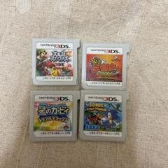 """Thumbnail of """"3DSソフト まとめ売り"""""""