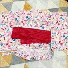 "Thumbnail of ""浴衣ドレス 130 最終値下げです。"""