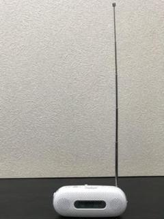 "Thumbnail of ""コンパクトポケサイズ◎パナソニック FM-AM 2バンドレシーバー 手回しラジオ"""