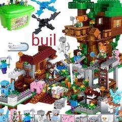 """Thumbnail of """"4新品マインクラフト レゴ互換品セット新品未開封です 収納BOX付き"""""""