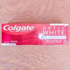 "Thumbnail of ""コルゲート オプティックホワイト スパークリングホワイト アメリカ産歯磨き粉×1"""