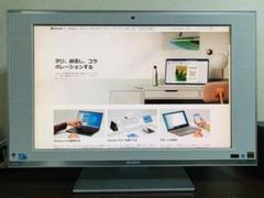 "Thumbnail of ""【24型オフィス有】SONY VAIO type L VGC-LV52JGB"""