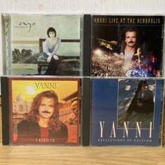 "Thumbnail of ""ヒーリングミュージック アルバム4枚セット Enya, Yanni"""