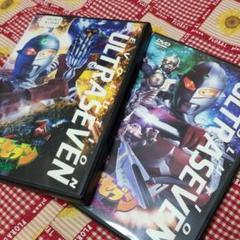 """Thumbnail of """"【2枚セット】DVD ウルトラセブン パーフェクト・ワールド+アカシックレコード"""""""