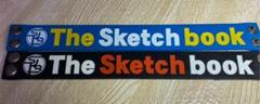 "Thumbnail of ""The sketch book ラバーバンド"""