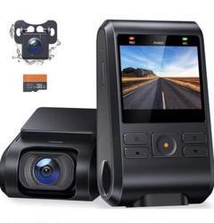 "Thumbnail of ""2021進化版 ドライブレコーダー 前後カメラ 32Gカード付き 200万画素"""