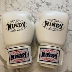 "Thumbnail of ""WINDY (ウィンディ)ボクシンググローブ 14オンス 本革"""