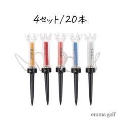 """Thumbnail of """"ゴルフ マグネットティー 4セット(20本) 90mm"""""""