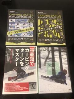 "Thumbnail of ""スノーボード DVD カービング"""