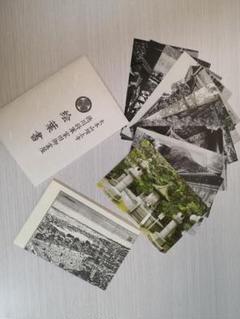"Thumbnail of ""増上寺 徳川 将軍家 絵葉書 地図 2セット"""