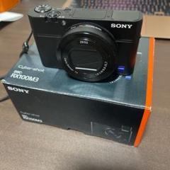 "Thumbnail of ""SONY Cyber−Shot RX DSC-RX100M3"""