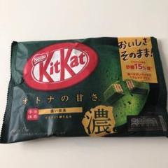 "Thumbnail of ""ネスレ キットカット濃い抹茶mini13枚 x12袋"""