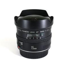 """Thumbnail of """"canon EF15mm F2.8 フィッシュアイ"""""""
