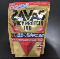 """Thumbnail of """"ザバス ホエイプロテイン100 ココア味 1050g 50食 明治 プロテイン"""""""