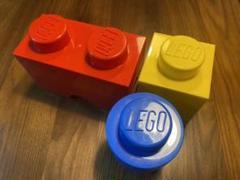 "Thumbnail of ""LEGO  小物入れ 3点セット"""