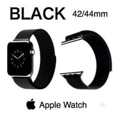 "Thumbnail of ""Apple Watch ミラネーゼバンド ブラック 42/44mm"""
