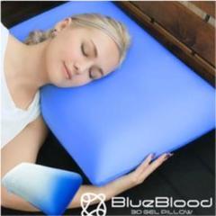 ポシュレ 枕 ブルー ブラッド
