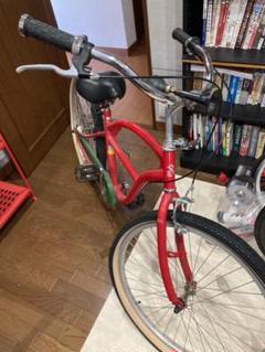"Thumbnail of ""【引き取りは送料値引き】自転車(インテリアとして使ってました)"""