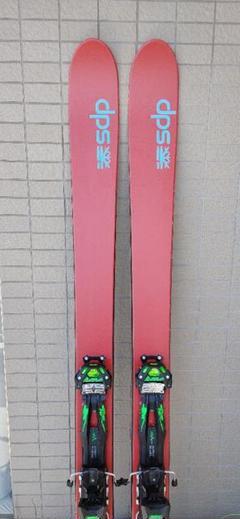 """Thumbnail of """"DPSスキーWailer 105 HYBRID T2 METAL 185cm"""""""