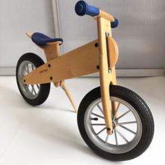 "Thumbnail of ""コクア KOKUA ライクアバイク バランスバイク 木製  バイク キッズ自転車"""