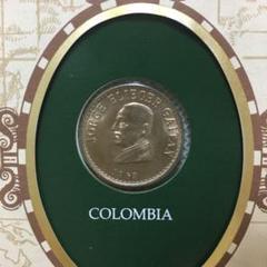 """Thumbnail of """"コロンビア センタボ貨 1965年"""""""