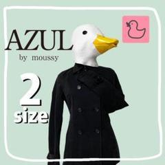 """Thumbnail of """"【セール】MOUSSY マウジー トレンチコート ブラック"""""""