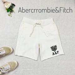 "Thumbnail of ""Abercrombie&Fitch ハーフパンツ XS ホワイト タイガーロゴ"""