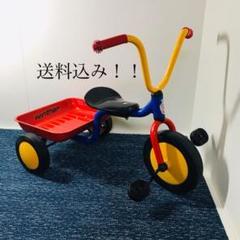 """Thumbnail of """"663.美品!!ボーネルンド ペリカンデザイン 三輪車"""""""