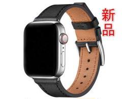 "Thumbnail of ""[新品]apple watch バンド 38mm 40mm 黒/シルバー"""