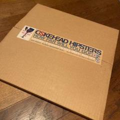 "Thumbnail of ""新品未開封 COKEHEAD HIPSTERS レコード Tシャツ"""