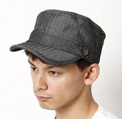 "Thumbnail of ""【MEN'S BIGI】キャスケット 帽子 キャップ"""