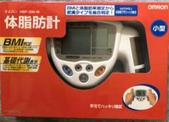 """Thumbnail of """"オムロン 体脂肪計 HBF-306-W ホワイト"""""""