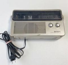 "Thumbnail of ""SONY FM/AMラジオ ICF-C210  ジャンク品"""