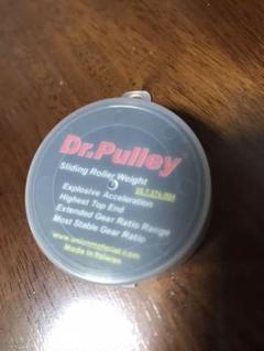 """Thumbnail of """"Dr.Pulleyドクタープーリーウェイトローラー 6個 6.5g"""""""