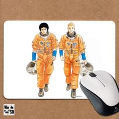 "Thumbnail of ""宇宙兄弟のマウスパッド D"""