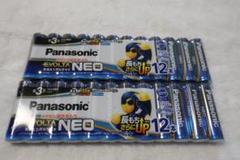 "Thumbnail of ""Panasonicアルカリ乾電池エボルタネオevolta neo 単3形24本"""