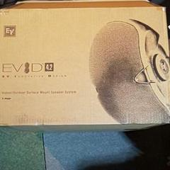 "Thumbnail of ""ELECTRO-VOICE スピーカー EVID4.2"""