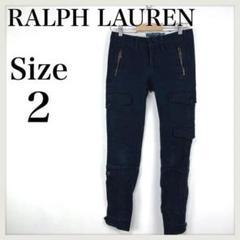 """Thumbnail of """"RALPH LAUREN/ラルフローレン/カーゴパンツ/ネイビー/サイズ2"""""""
