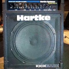 "Thumbnail of ""Hartke Bass Amp KICK BACK HS1200"""