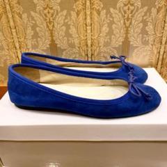 """Thumbnail of """"オリエンタルトラフィック フラット シューズ ブルー 靴"""""""
