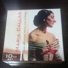 "Thumbnail of ""マリア・カラス CD10枚  MARIA CALLAS"""
