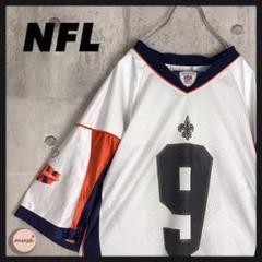 "Thumbnail of ""【入手困難❗️】リーボック NFL ゲームシャツ アメフト セインツ  古着"""