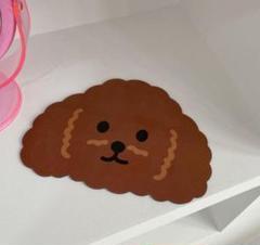 "Thumbnail of ""マウスパッド かわいい おしゃれ 犬 トイプードル"""