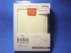 "Thumbnail of ""baw&g Kobo touch(kobo glo) ポケットタイプケース 白"""