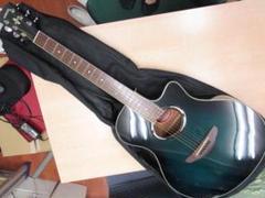 """Thumbnail of """"YAMAHA ヤマハ APX500 OBB エレアコ ギター ソフトケース付"""""""