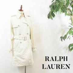 "Thumbnail of ""OE0011 RALPH LAUREN トレンチコート ライトベージュ 11 L"""