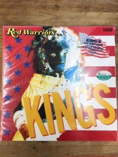 "Thumbnail of ""KING'S RED WARRIORS レコード"""