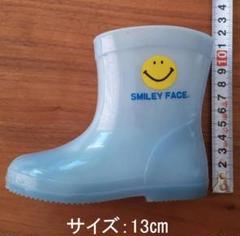 "Thumbnail of ""★★ スマイルが可愛い キッズ 長靴 サイズ13㎝ ★★"""