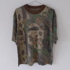 "Thumbnail of ""90年代 ハンティング カモフラージュTシャツ"""