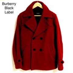 "Thumbnail of ""Burberry black label ピーコート バーバリー レッド"""